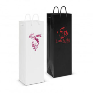 Laminated Wine Bag