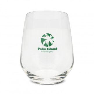 Vino Stemless Glass