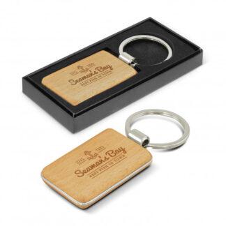 Echo Key Ring - Rectangle