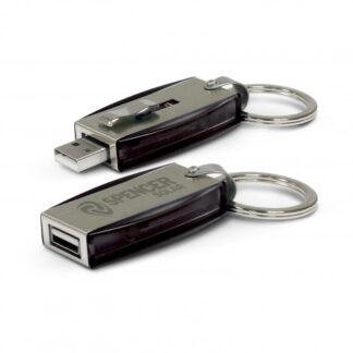 Key Ring 4GB Flash Drive