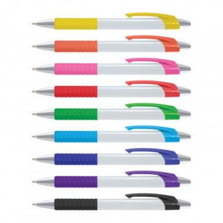 Cleo Pen - White Barrel