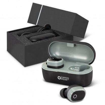 Swiss Peak TWS Earbuds