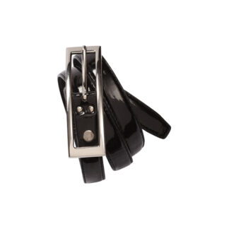 Ladies Semi-Patent Belt