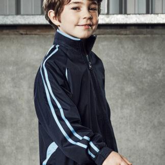 Kids Flash Track Top