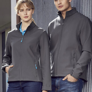 Ladies Apex Lightweight Softshell Jacket